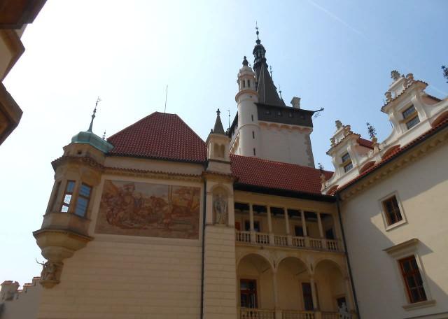 Вот и замок