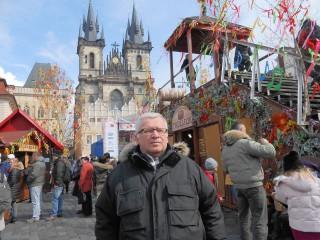 Пасхальный понедельник в Праге (от Андрея Шадрина)