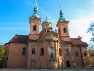 Костёл Святого Лаврентия на Петршине