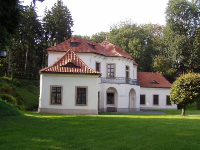 Летний дворец Vojtěška