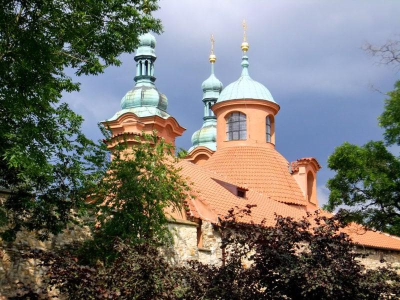 Башни и купол