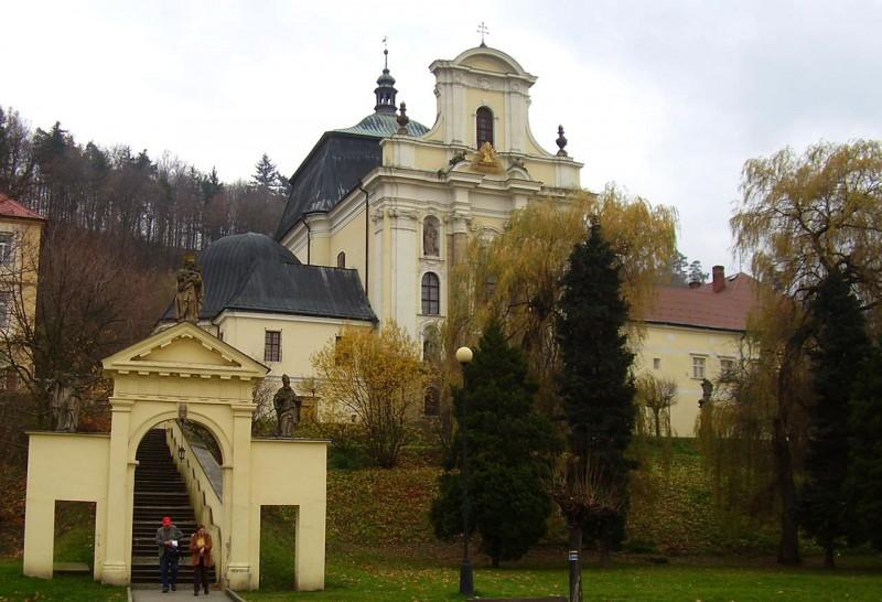 Церковь Пресвятой Троицы (kostel Nejsvětější Trojice)