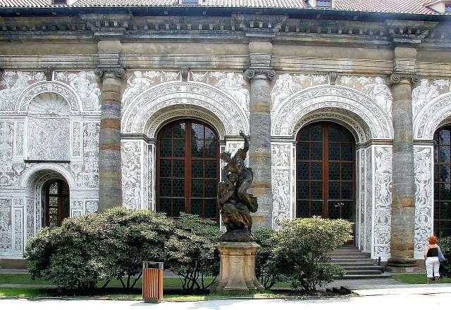 Мячовна на Пражском граде (Míčovna Pražského hradu)