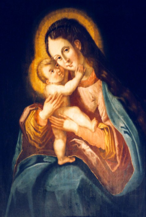 Чудотворная икона «Девы Марии-Помощницы»