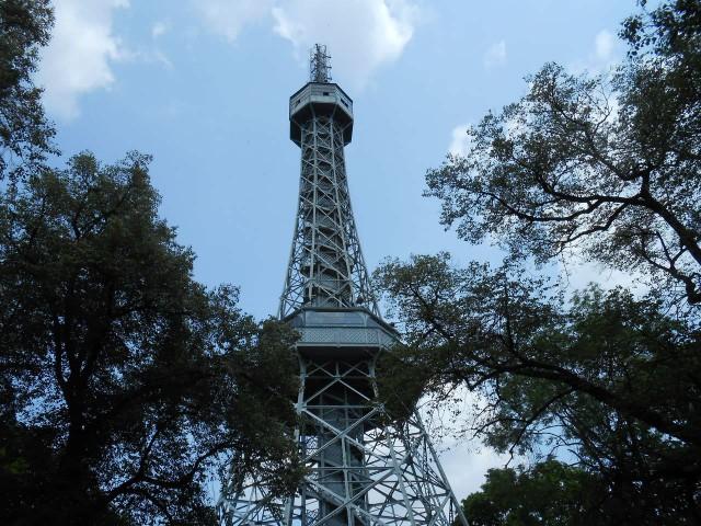 Петршинская башня (Petřínska rozhledna)