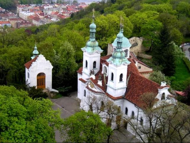 Костёл Святого Вавржинца на Петршине (Kostel sv. Vavřince na Petříně)