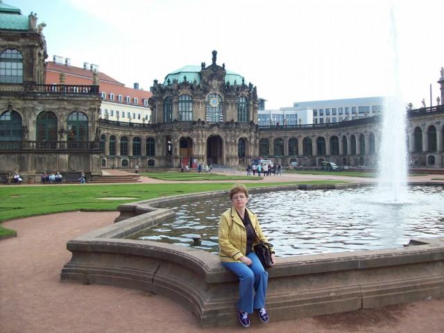 Дрезден. Цвингер.
