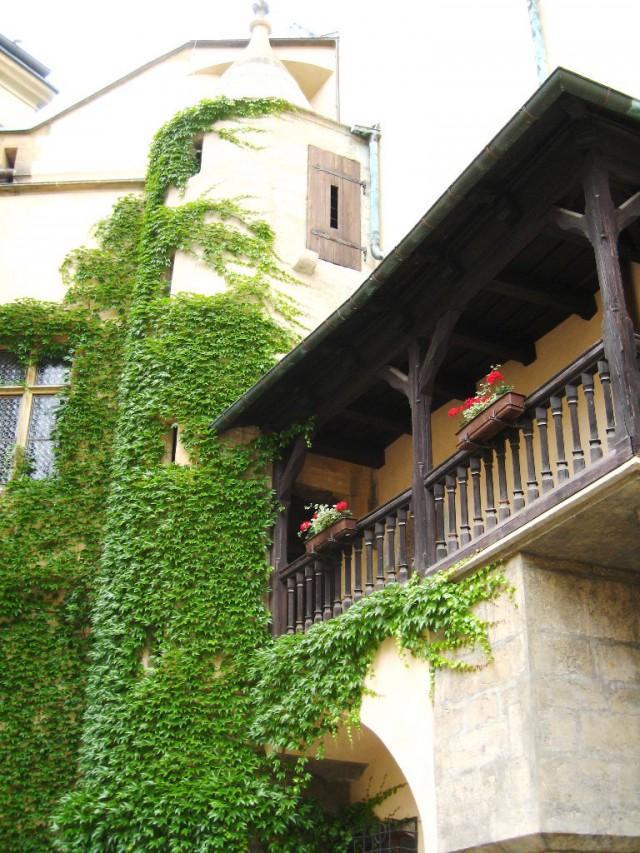Средневековый балкончик вздохов и признаний, Кутна-Гора
