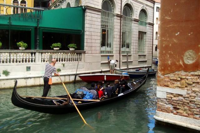 Венеция. Дома такие разные