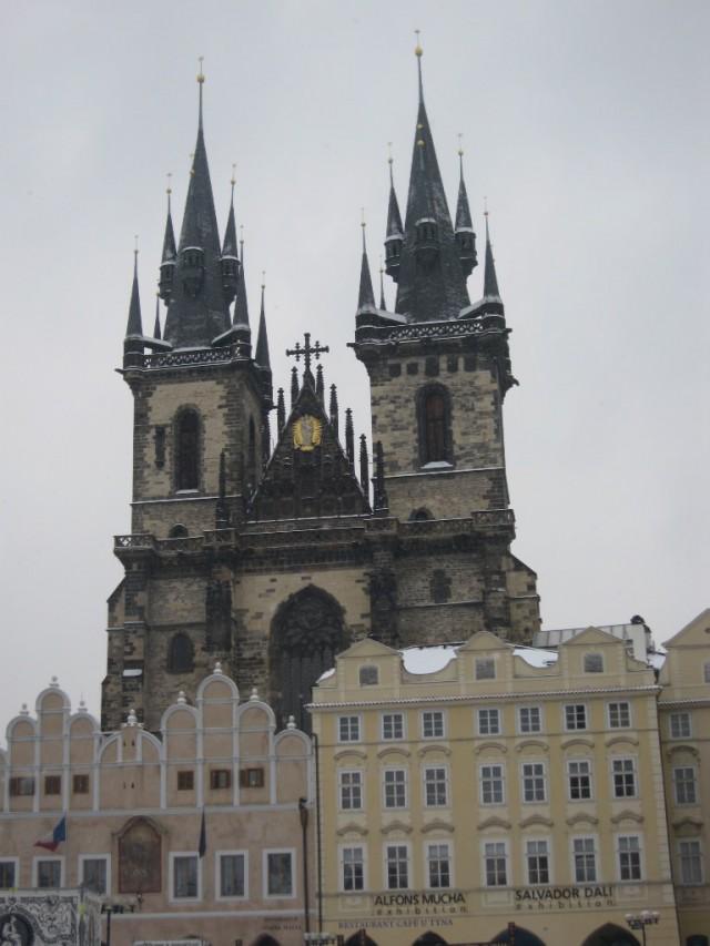 Прага - Вена , февраль 2013 год 002