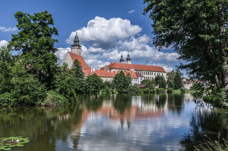 Замок Тельч (Zámek Telč)