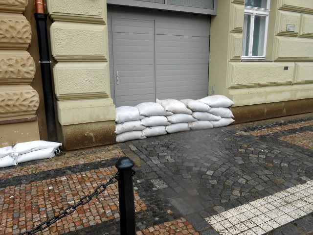 Готовы к наводнению, Прага 03.06.13