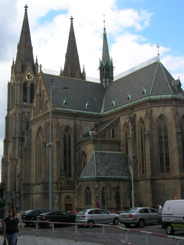 Церковь святой Людмилы
