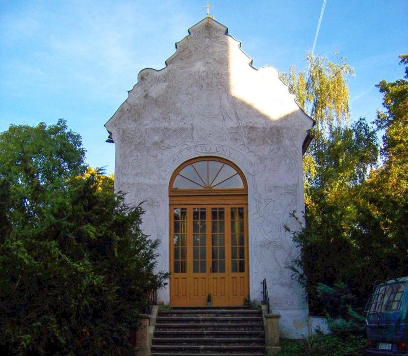 Часовня Голгофы (Kaple Kalvárie)
