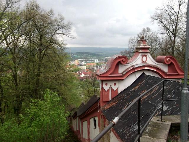 Святогорская лестница (Svatohorske shody)
