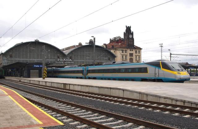 Главный вокзал Праги  (Hlavní nádraží)