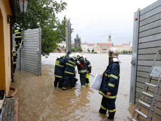 Наводнение в Праге 2013