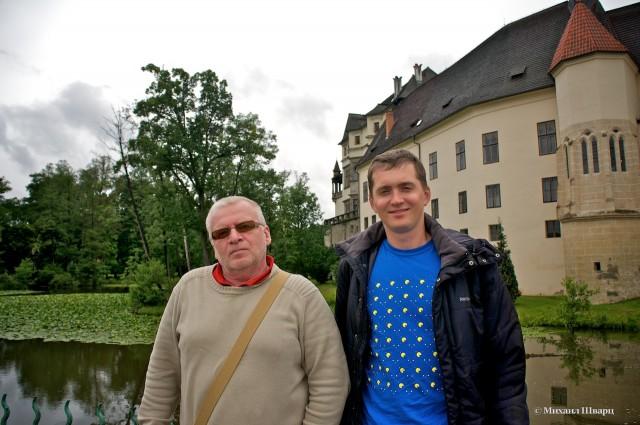 Неизвестные замки Чехии