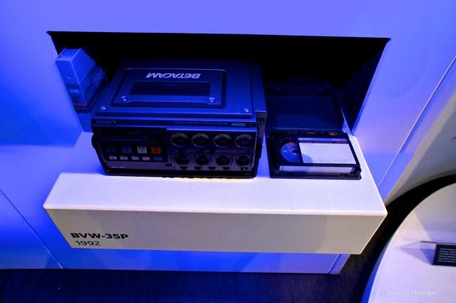 Портативный видеомагнитофон Sony BVW-35P формат Betacam