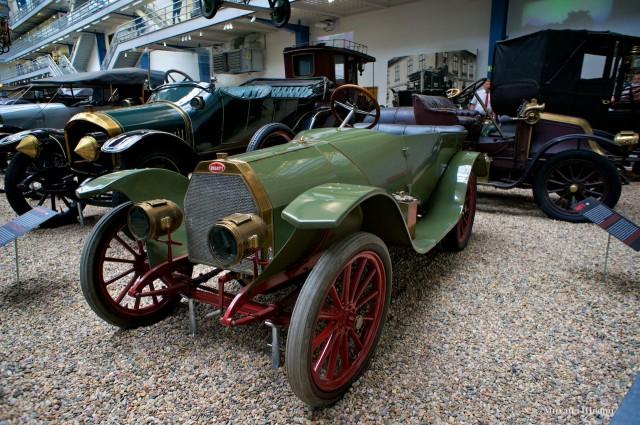 Bugatti уже тогда делали стоящие автомобили