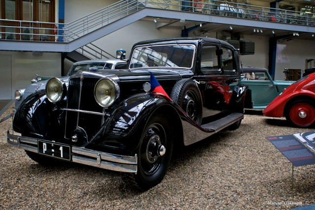 Tatra 80 – добротный чешский дизайн