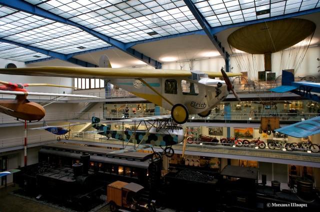 Мне понравился этот самолетик – Etrich E.VIII