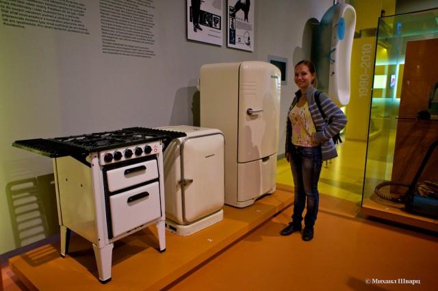 Виртуальная прогулка по Техническому музею Праги 2