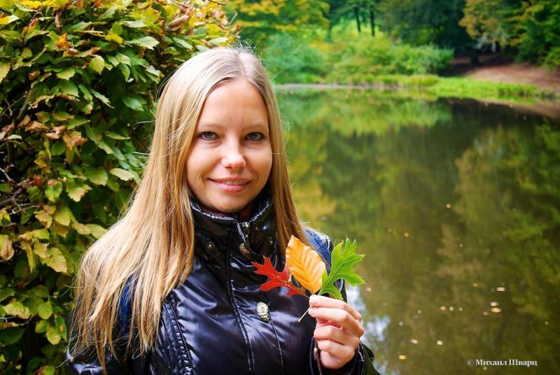 Осенняя Лена