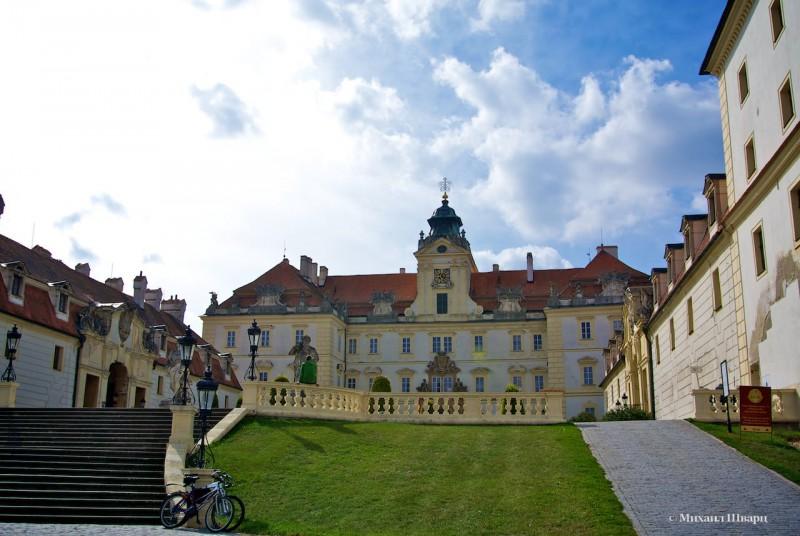 Замок Валтице (Zámek Valtice)