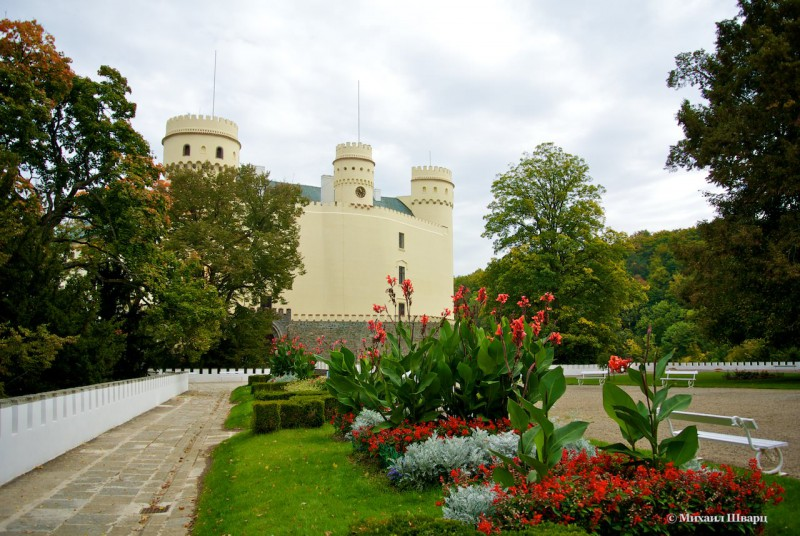 Замок Орлик (zámek Orlík)