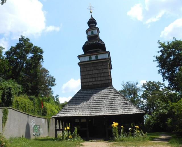 Церковь Святого архангела Михаила (Kostel svatého Michaela archanděla)