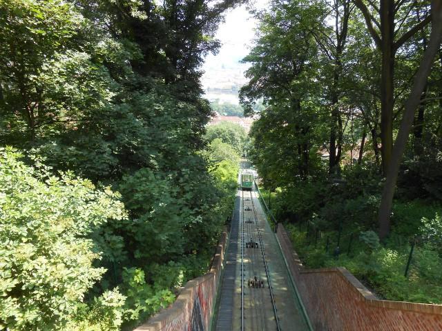 Чем выше, тем красивее пейзажи Праги