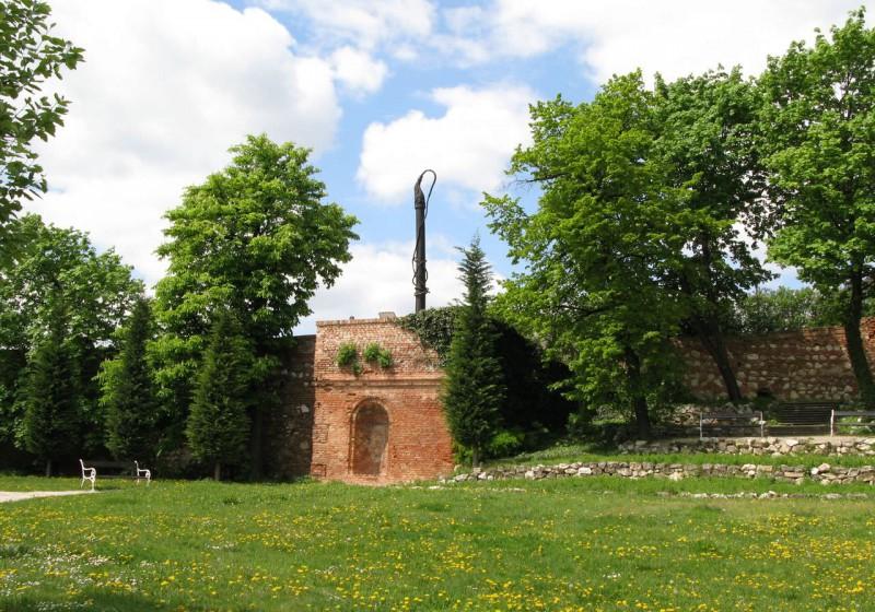Памятник плётке