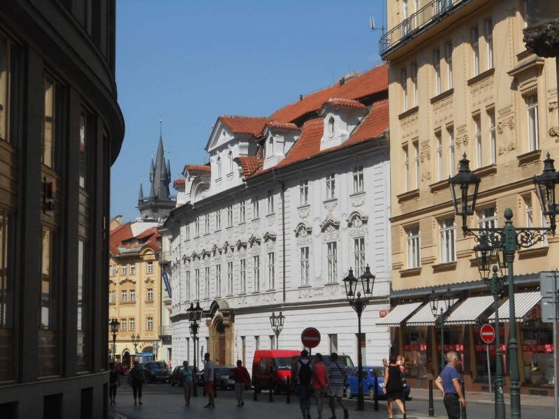 Дворец Пахтов из Райова - бывший старый монетный двор