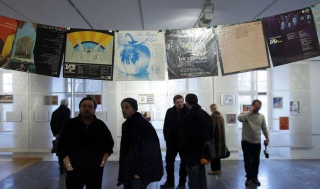 Выставка во Дворце Портгеймка
