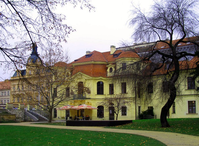Дворец Портгеймка (Portheimka)