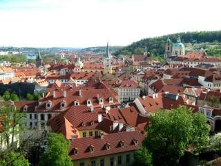На выходные в Прагу