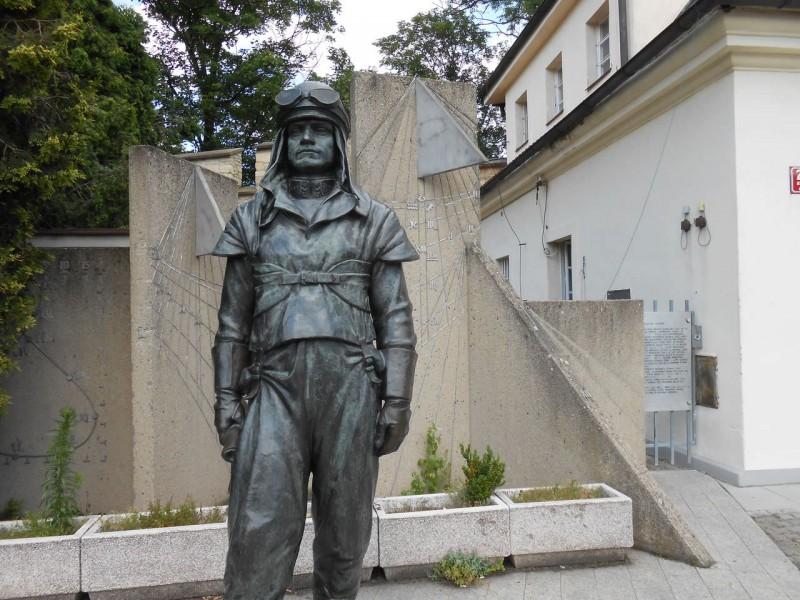 Памятник Штефанику