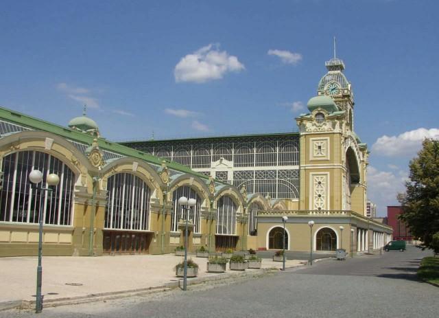 Промышленный дворец (Průmyslový palác)