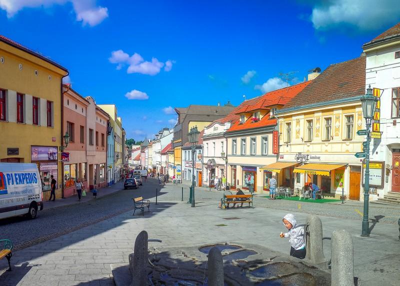Пршибрам – исторический шахтерский город в Среднечешском крае