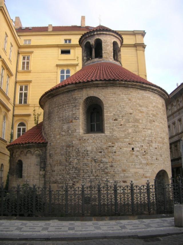 Малая часовня Святого Креста
