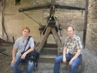 Мои чешские путешествия. Часть III-2  (отчет Алексея)
