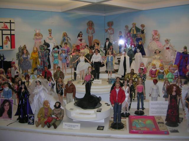 В Пражском музее игрушек