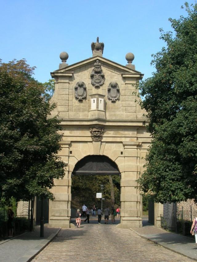Леопольдовы ворота Вышеграда