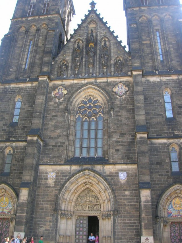 Фасад церкови святых Петра и Павла