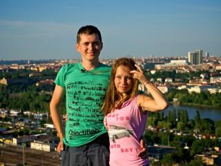 Прогулка по Прокопским удолям в Праге