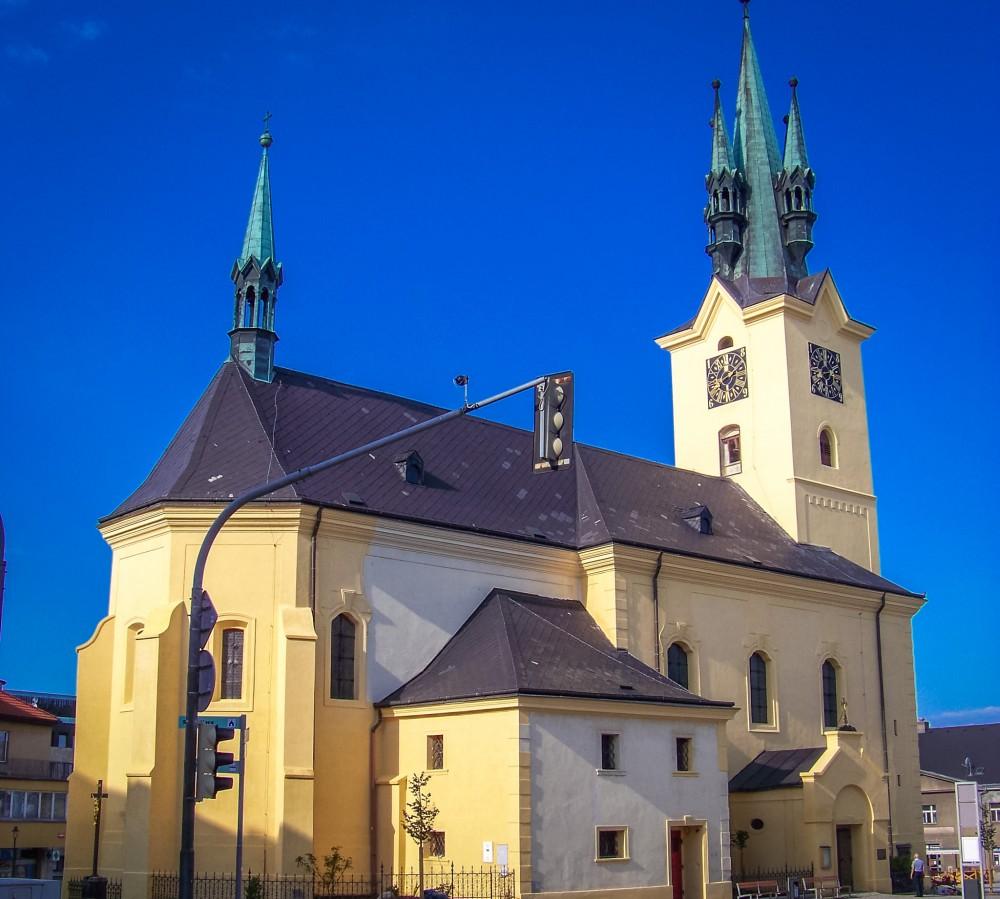 Костел Св. Якуба Старшего
