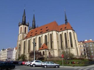 Костёл Святого Антония Падуанского в Голешовицах