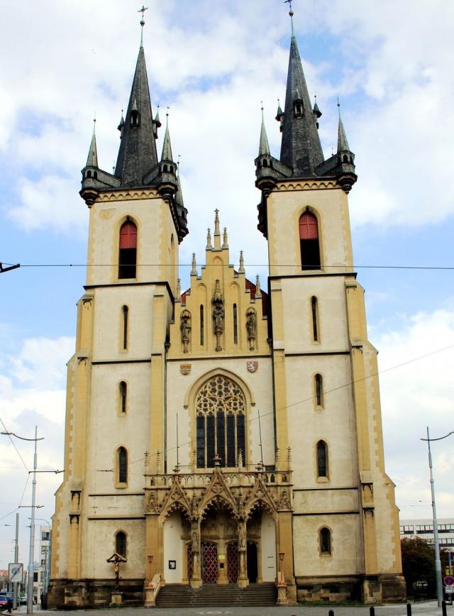 Костёл Святого Антония Падуанского (Kostel svatého Antonína Paduánského)