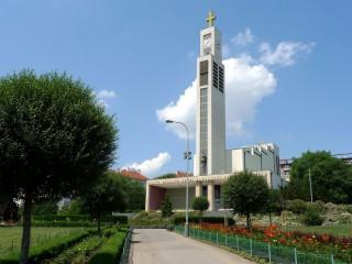 Костёл Святого Вацлава – образец функционализма в религиозной архитектуре Чехии